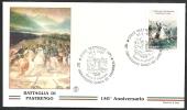 1998 ITALIA FDC FILAGRANO CARICA CARABINIERI PASTRENGO - FDC