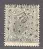 75a1)   Lp 75  CERFONTAINE  Op Nr.17  Z.mooi - 1865-1866 Profiel Links