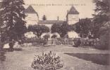 01) Sainte Croix.- (Ain) , Près Montluel - Le Château  - (tampon Du 6° Régiment D' Artillerie) - Non Classificati