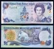 CAYMAN : 1  Dollar - 2003 - P30 - Commemorative Note - UNC - Isole Caiman