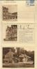 Ile De France Carte-Lettre Unused Illustrated Le Paleis De Compeiegne, Versailles, Chateau De Saint Germain  (E1554) - Postwaardestukken
