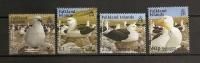 Falkland Islands 2003 N° 861 / 4 ** Faune, Protection Des Oiseaux, Albatros à Sourcils Noirs - Falkland Islands