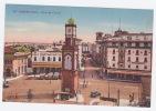 Casablanca Carte Colorisee  Place De France - Casablanca