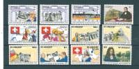 Grenadines Et  St Vincent + St Vincent: 1 Lot Avec Surcharge Spécimen - St.Vincent & Grenadines