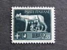 """ITALIA Regno-1929- """"Imperiale"""" £. 2,55 US° (descrizione) - Usati"""