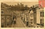 Laon La Grande Rue Du Faubourg De Vaux - Laon
