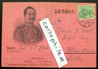 Timbres Sur Carte - Germany