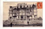 62 _  ETAPLES  _ Façade Du Grand Hôtel écroulée à Saint - Gabriel  _ - Etaples