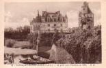 CPA CHATEAU DE CHENONCEAUX - LE PETIT PORT VENITIEN EN 1866 - Chenonceaux