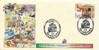2011 Busta Filatelica Inaugurazione Circolo Filatelico Numismatico Collezionistico Romano - Annullo Manifestazione - Manifestazioni