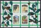 = Jardins De France BFN°99 Reprise Timbres Blocs 84 3786a 3787a Et 95 3895a 3896a Jardin De Nîmes Vallée Aux Loups - Neufs