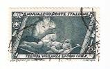 1932 Decennale Marcia Su Roma L. 2,55 - Usati
