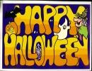 Sticker Halloween / Happy Halloween - Halloween