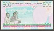 RWANDA  : 500 Francs  - P26 - 1998 - UNC - Rwanda