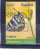 2011 - Obl/gest/used - Papillon - 1931-Aujourd'hui: II. République - ....Juan Carlos I