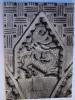 Bayeux Cathedrale Detail Du Decor Roman Lion France Postcard RP CPA - Bayeux