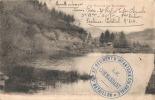SENONES Un étang De La Vallée - Vallée Du Rabodeau - Cachet Du 37 Eime Régiment - Bien Frappé - écrite 1915 TTB - Senones
