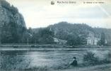 Marche-les-Dames.  -  Le Château Et Les Rochers. - Namur