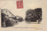 COLOMBEY-LES-DEUX-EGLISES -  DANS LA RUE DE LA MAIRIE  -  1905  -  Cachet A  -  Demarson - Colombey Les Deux Eglises