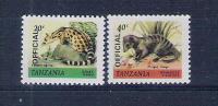Tanzania 1980 Y&T Nr 28/29 ** - Tanzania (1964-...)