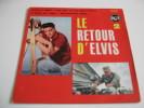 POCHETTE SANS VINYLE.   N° 75.608   Such A Night   Elvis Presley. - Collectors
