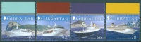 GIBRALTAR - 2006 - MNH/*** LUXE - BATEAUX BOATS PAQUEBOT -  Yv 1179-1182 Mi 1169-1172 - Lot 4431 - Gibraltar