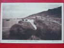 V07-14-calvados-houlgate-les Rochers Noires Au Saut Du Chien-- - Houlgate