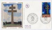 Thème De Gaulle ; Enveloppe Avec Timbre De France En PJ - R 2821 - De Gaulle (General)
