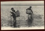 Cpa Métiers  A La  Mer  Pêcheurs Des Grèves   NW20 - Pêche