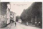 SAINT LAURENT BLANCGY 323 LA MOULIN (BELLE ANIMATION)  1915 - Saint Laurent Blangy