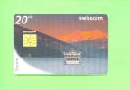 SWITZERLAND - Chip Phonecard As Scan - Schweiz