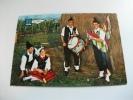Costumi Mociquinos A Bailar  Asturias Spagna - Costumi