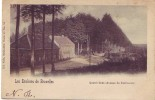 TERVUEREN = Quatre-Bras (avenue De Tervueren) - Carte Couleur (Nels Bxl  S.11  N° 34) 1902 - Tervuren
