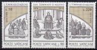 Vatican - 1974 - Yvert ° 576 à 578 ** - Ungebraucht
