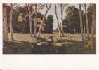 Trees, Partial Scene, Bois De Bouleaux, Russia, 1929 - Rusland