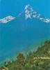 Peak Of Machhapuchhare... - Népal