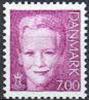 DENEMARKEN 2001 7.00 Margrethe V Lila PF-MNH-NEUF - Denemarken