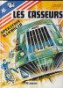 LES CASSEURS*OPERATION MAMMOUTH_N° 3*1985*CARTONNE *rée. - Tintin