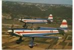 CPSM AVION ARMEE DE L' AIR CAP20 équipe De Voltige Salon De Provence - 1946-....: Moderne
