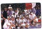 FRANCIA (FRANCE) - ORANGE  (GSM RECHARGE) - FRANCE CHAMPIONNE EUROPE 2001 BASKET BALL    - USED°- RIF. 5458 - Francia