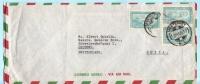 MEXIKO MEXICO MEXIQUE  Brief Cover Lettre  1005 (Paar) UPU 75 Jahre (18665) FFF - Mexique