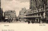 Louvain / Leuven - Grand Place - Dos Simple, Bon état - Leuven