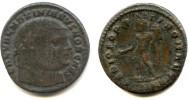 Follis De Galère En Tant Que César - 6. La Tetrarchia E Costantino I Il Grande (284 / 307)