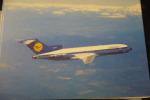 LUFTHANSA   B 727 200   D ABHI
