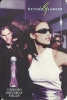 Carte échantillon Eau De Parfum/Musterkarte Parfum:  Giorgio Beverly Hills, Beyond Glamour - Ohne Zuordnung