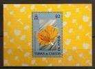 Turcs Et Caiques 1991 N° BF 114 ** Flore, Champignon, Pyrrhoglossum Pyrrhum - Turks & Caicos