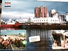 PARAGUAY EXPO 2000 NAVE SHIP  CARGO N2000  DL15 - Paraguay