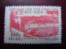 VIETNAM DU NORD- N° 114 - YT - 1957 -  Barrage De Bai-Thuong. - ** - - Vietnam
