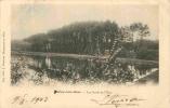 60 Précy Sur Oise, Cp Pionnière (avant 1904 ) Bords De L'Oise, éd Frémont - Précy-sur-Oise