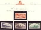 CHINE - ANNEE 1952    4 VALEURS -   N43 - 1949 - ... People's Republic